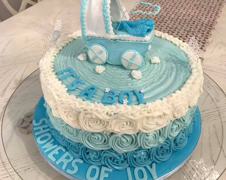Naming & Baby Shower Cakes
